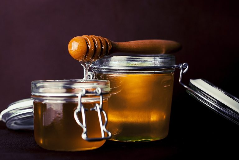 I've started using honey instead of sugar since it is a more natural sweetener.