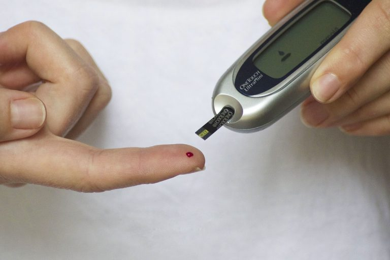 Would your 1200 calorie high protein, low carb vs high carb answer apply to a type II diabetic on pills?
